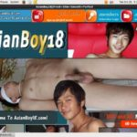Asian Boy 18 Free Scene