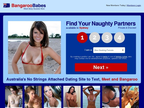 Bangaroobabes.coau Discount Code