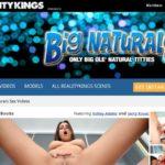 Bignaturals.com Pass Word