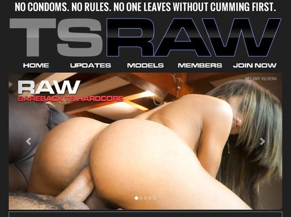Free Tsraw.com Account