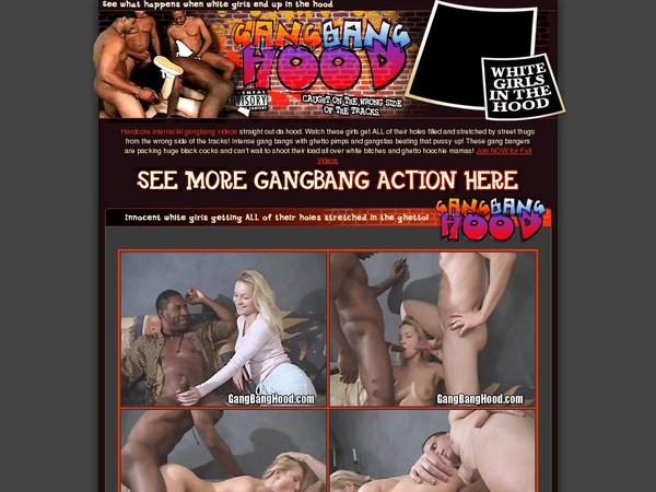 Gangbanghood.com Member Sign Up