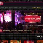 Stock Bar Netcash