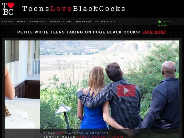 Teens Love Black Cocks Password Bugmenot
