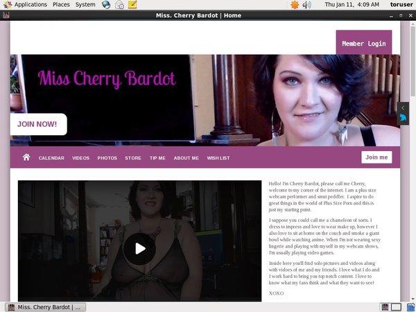 cherry account