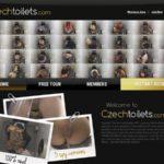 Czech Toilets Nude
