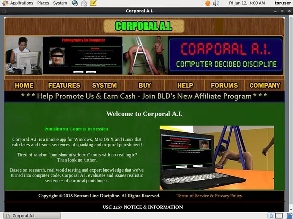 Corporal A.I. Direct Pay