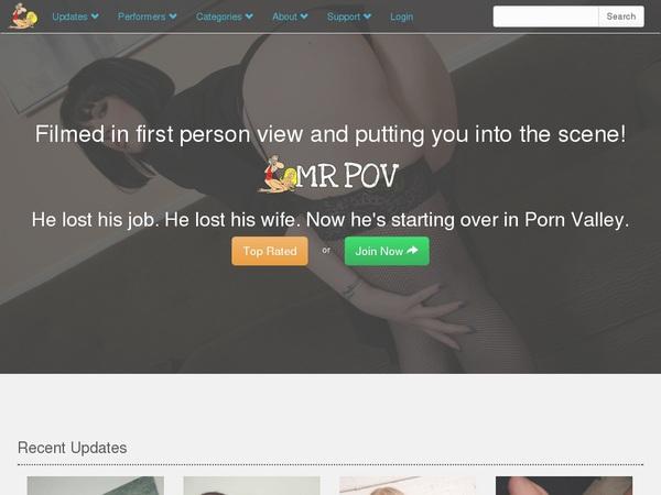 Mrpov Checkout Page