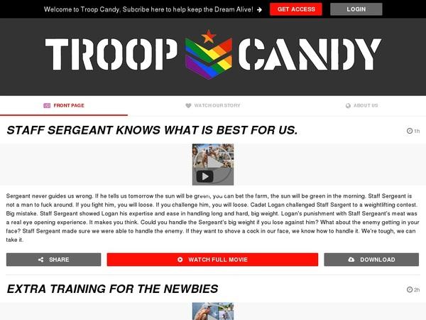 Troopcandy.com Free Download