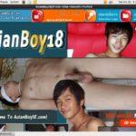 Asian Boy 18 Accs