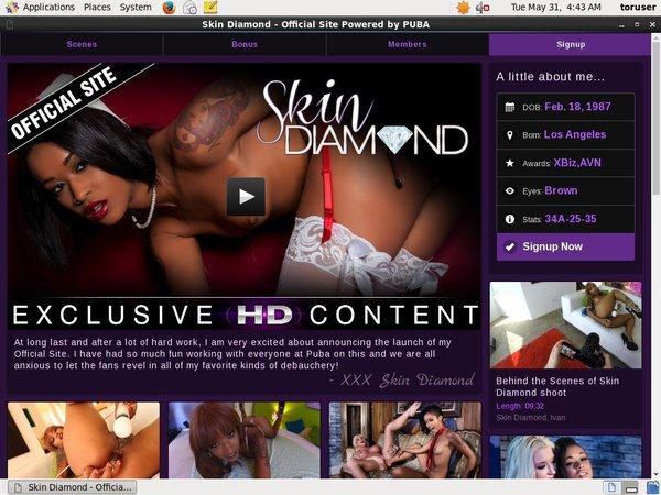 Skindiamond Accounts Free