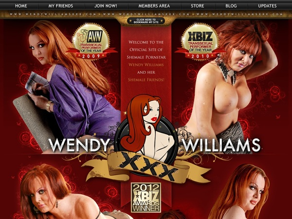 Wendywilliams Xvideos