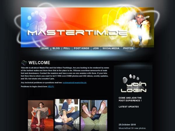 Master Tim Membership Plan