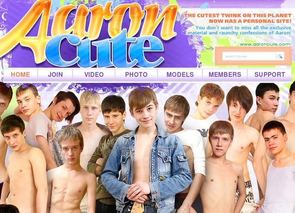 Aaron Cute Form
