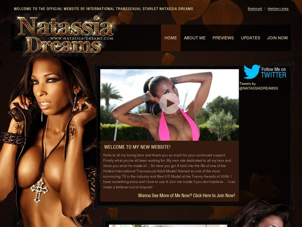 Natassia Dreams Network
