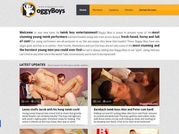 Doggyboys Scenes